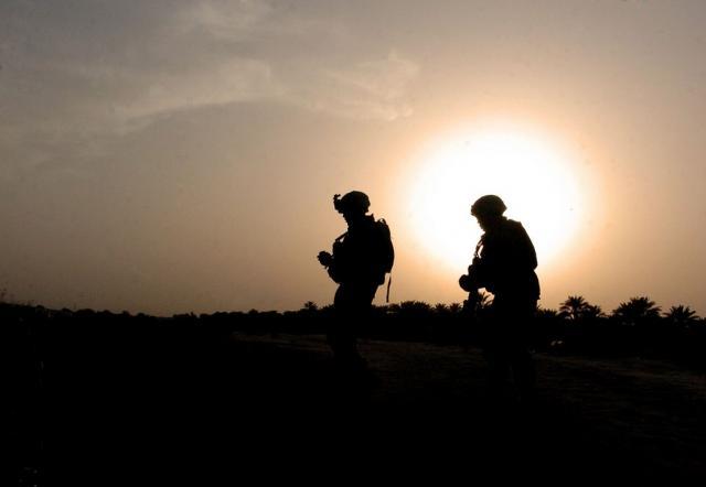 استرس در واحدهای نظامی